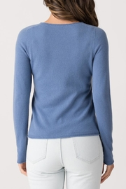 Margaret O'Leary Casey Fitted Crew - Side cropped