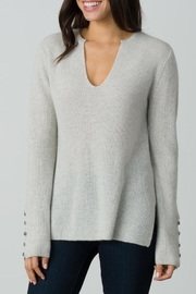 Margaret O'Leary Cashmere Notch Tunic - Product Mini Image
