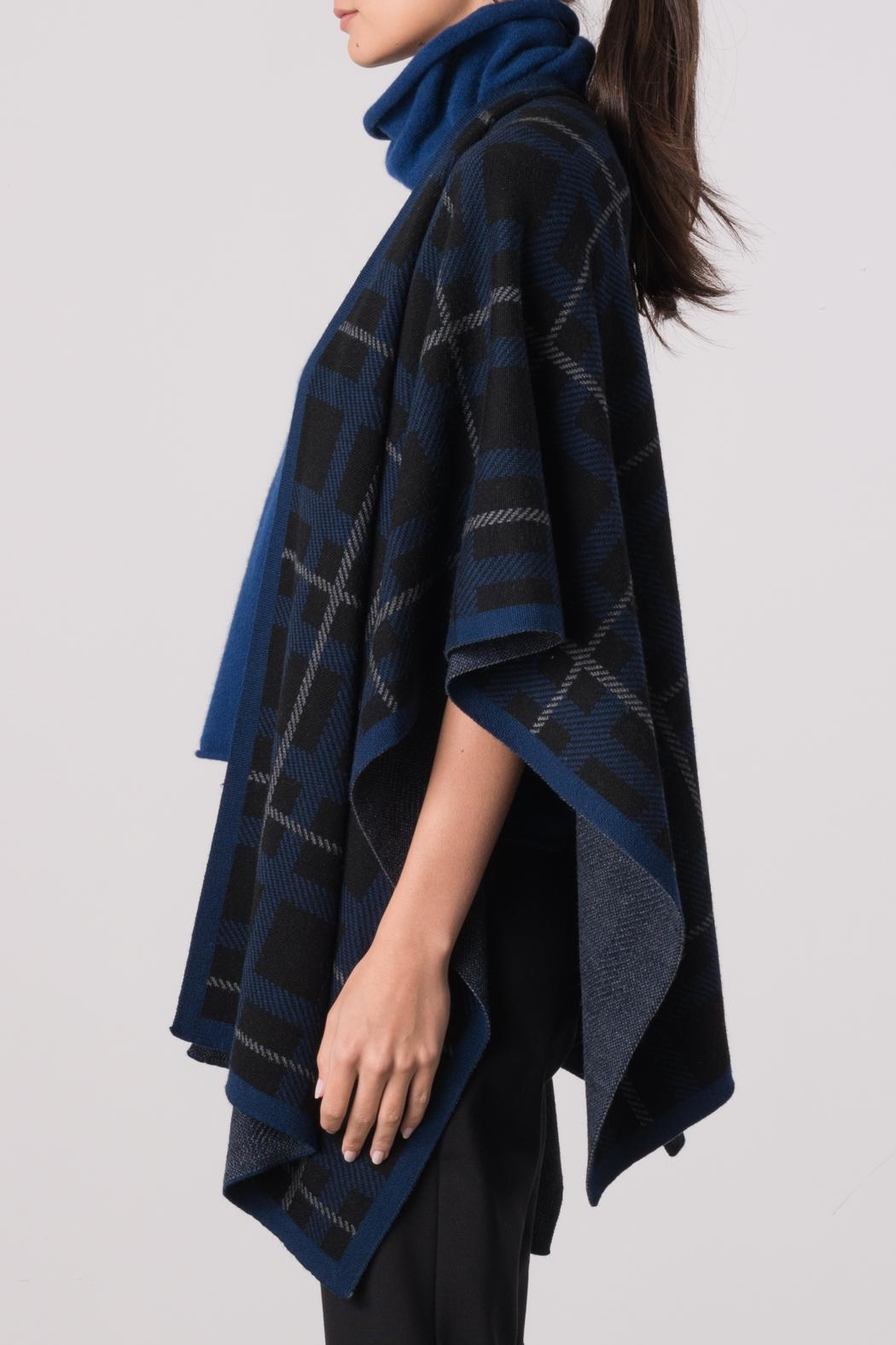 Margaret O'Leary Charlotte Poncho - Front Full Image