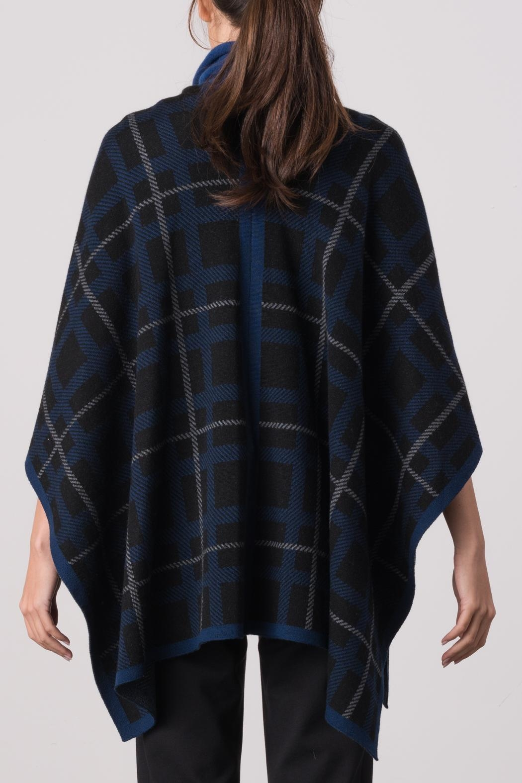 Margaret O'Leary Charlotte Poncho - Side Cropped Image