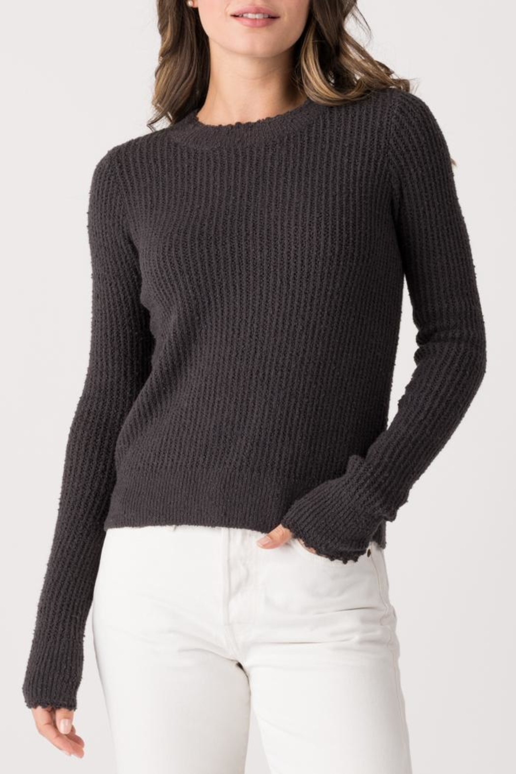 Margaret O'Leary Cheree Pullover - Front Cropped Image