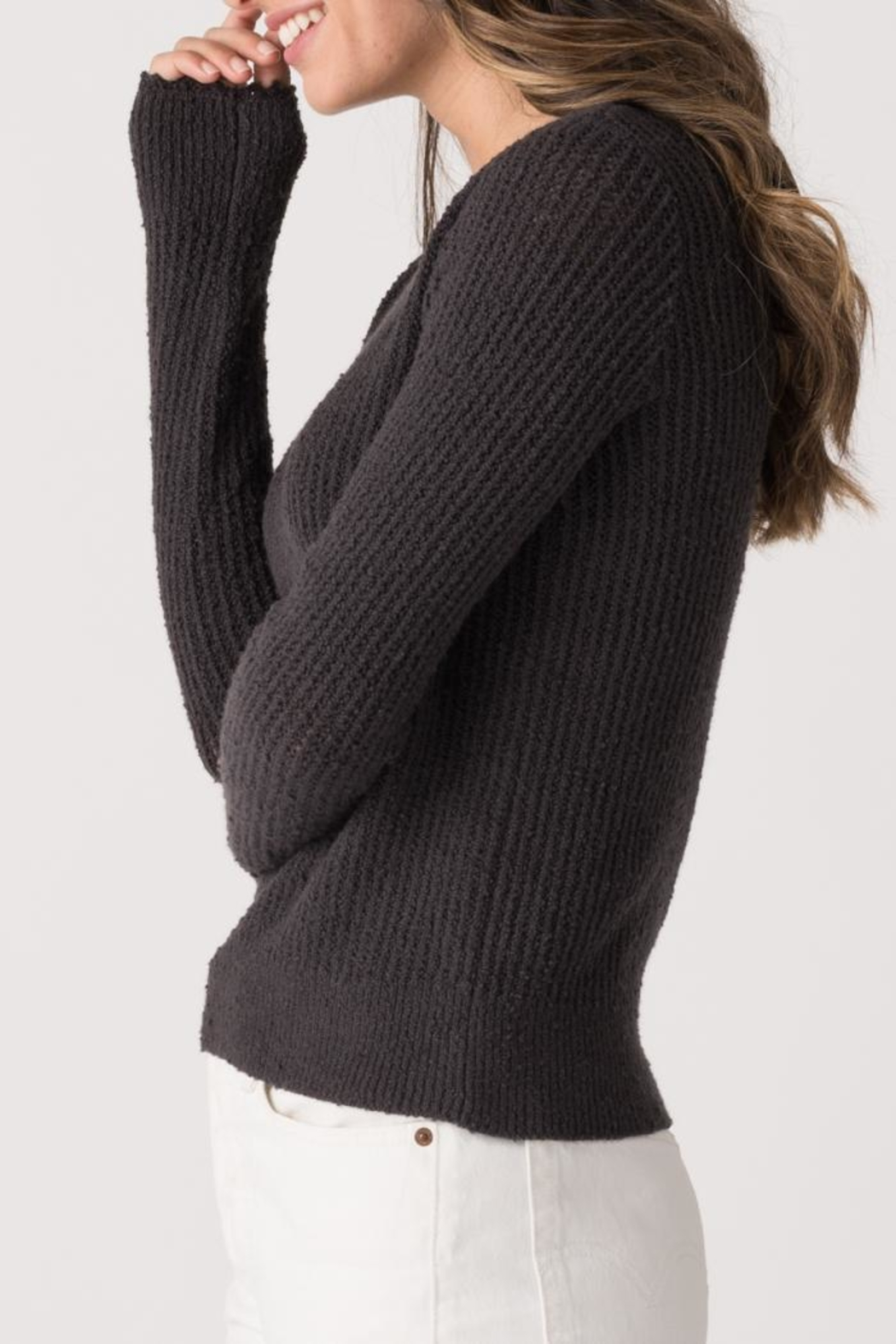 Margaret O'Leary Cheree Pullover - Front Full Image