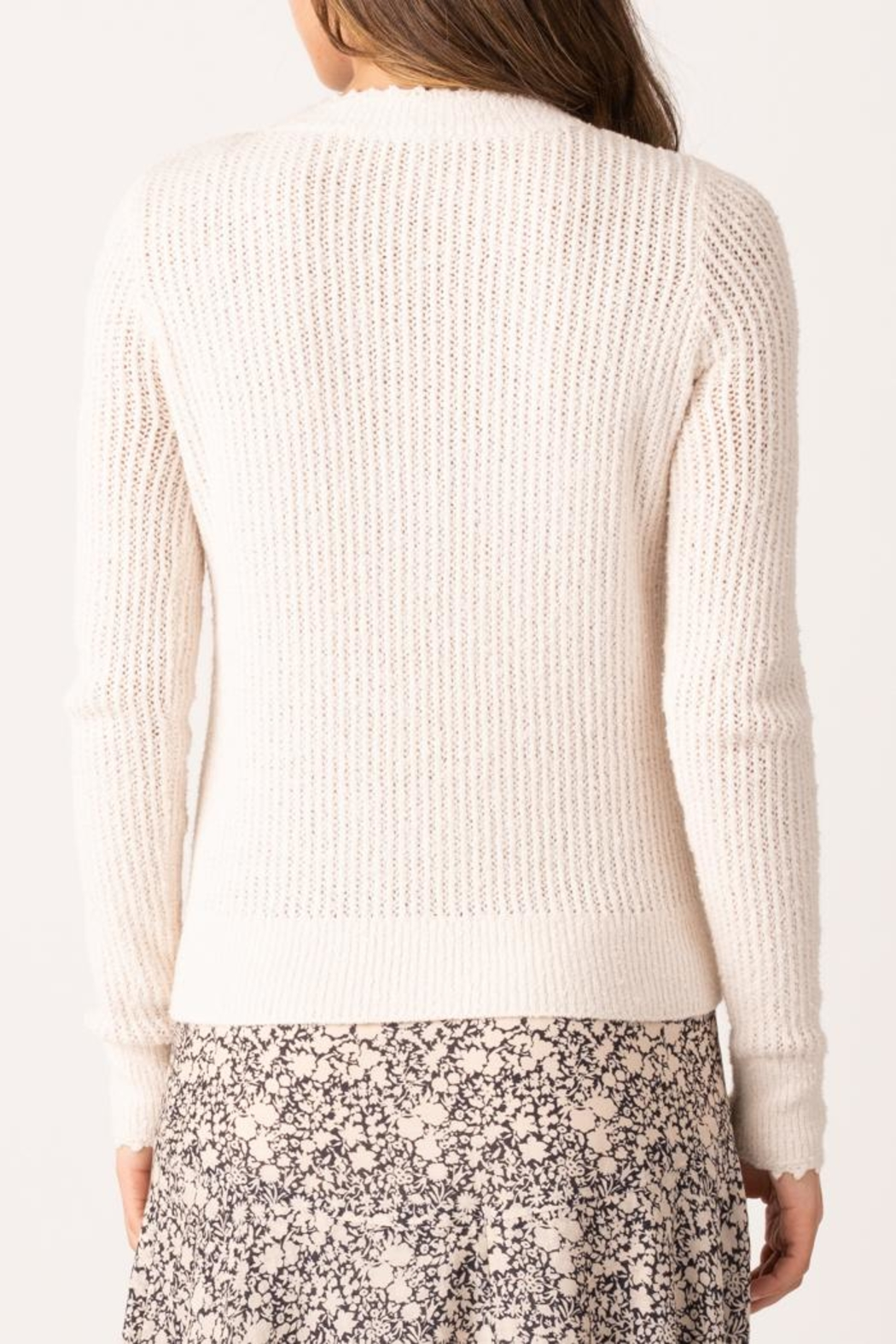 Margaret O'Leary Cheree Pullover - Side Cropped Image