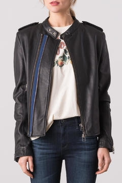 Margaret O'Leary Chloe Leather Jacket - Product List Image