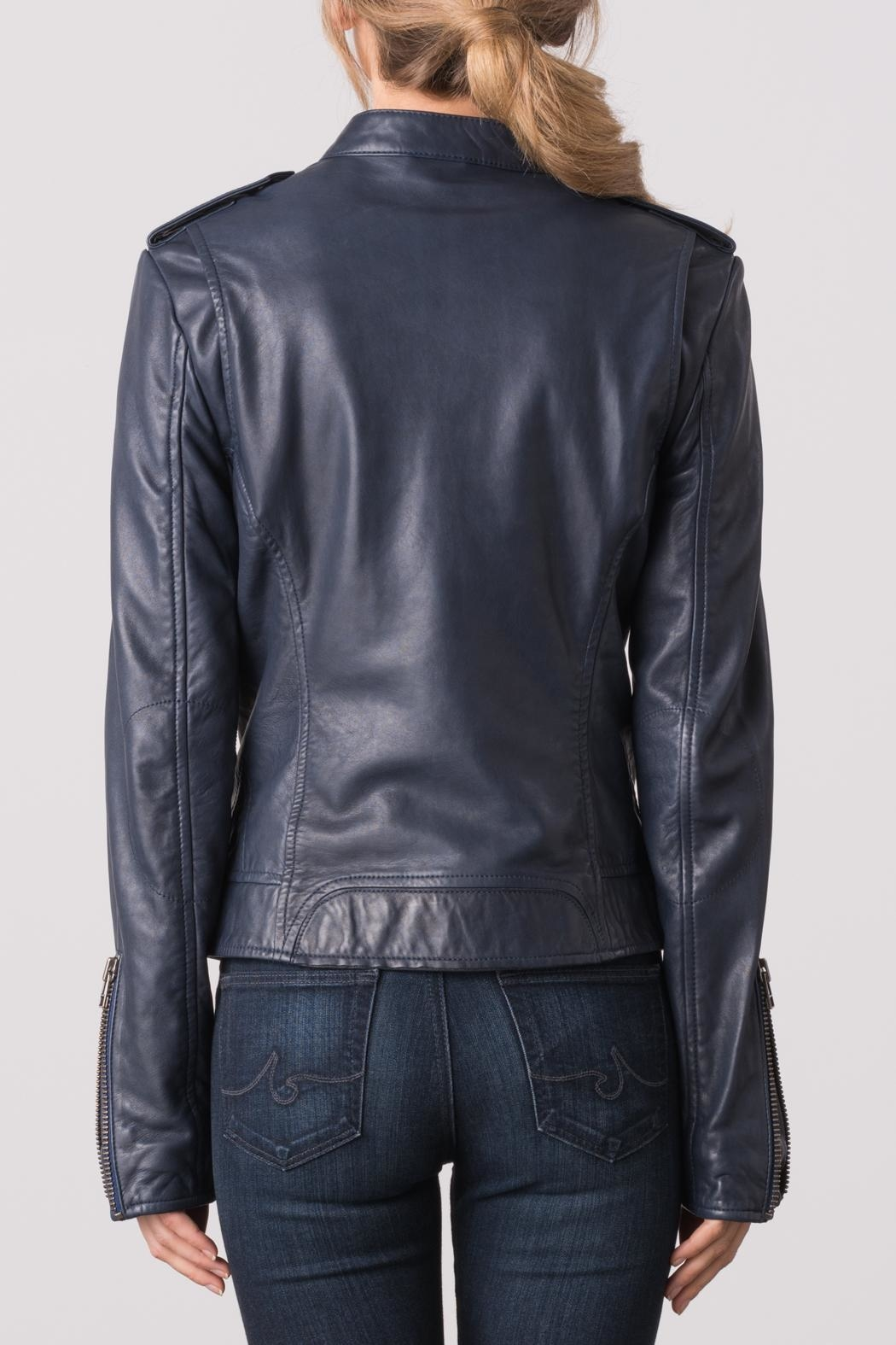 Denis leary leather jacket