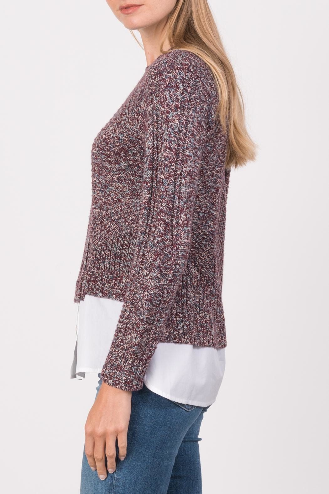 Margaret O'Leary Christina Pullover - Front Full Image
