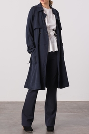 Margaret O'Leary Cindy Trench Coat - Front cropped