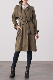 Margaret O'Leary Cindy Trench Coat - Product Mini Image