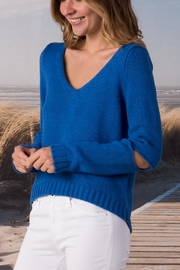 Margaret O'Leary Cold Elbow Pullover - Product Mini Image