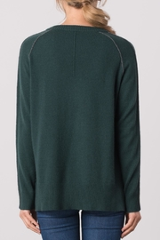 Margaret O'Leary Color Block Sweater - Side cropped