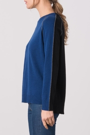 Margaret O'Leary Color Block Sweater - Front full body