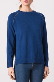 Margaret O'Leary Color Block Sweater - Front cropped