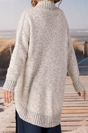 Margaret O'Leary Cotton Cardigan - Front full body