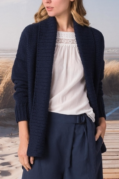 Margaret O'Leary Cotton Cardigan - Alternate List Image