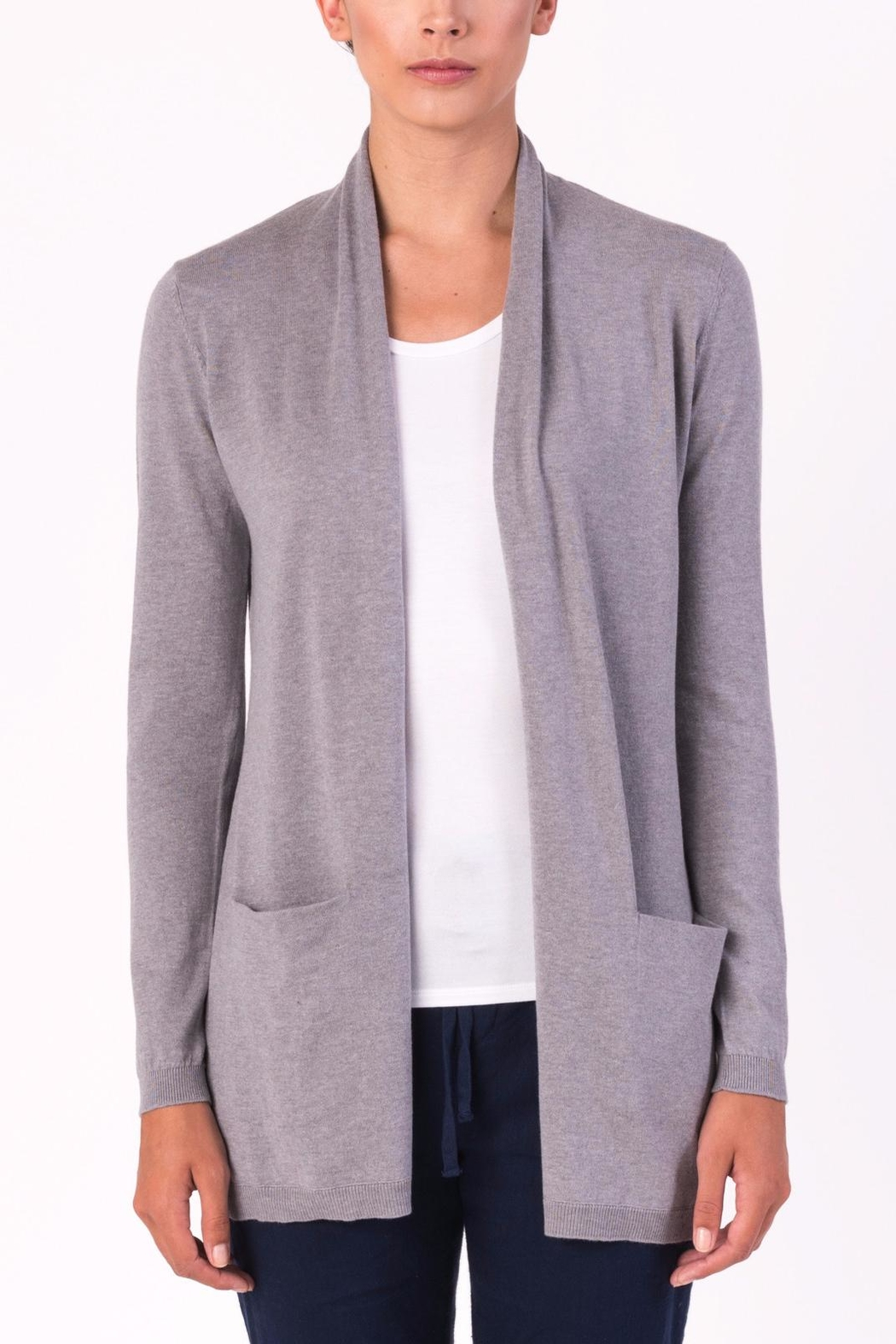 Margaret O'Leary Cotton Duster Cardigan from Pittsburgh by Rue ...