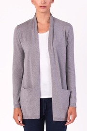 Margaret O'Leary Cotton Duster Cardigan - Product Mini Image