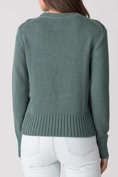 Margaret O'Leary Embroidered Pullover - Alternate List Image
