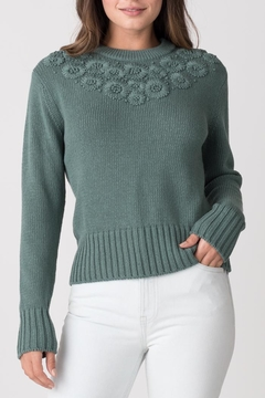 Margaret O'Leary Embroidered Pullover - Product List Image