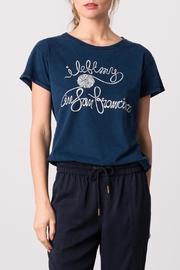 Margaret O'Leary Emma Tee - Front cropped