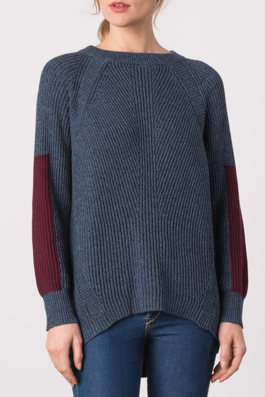 Margaret O'Leary Eula Pullover - Front Cropped Image
