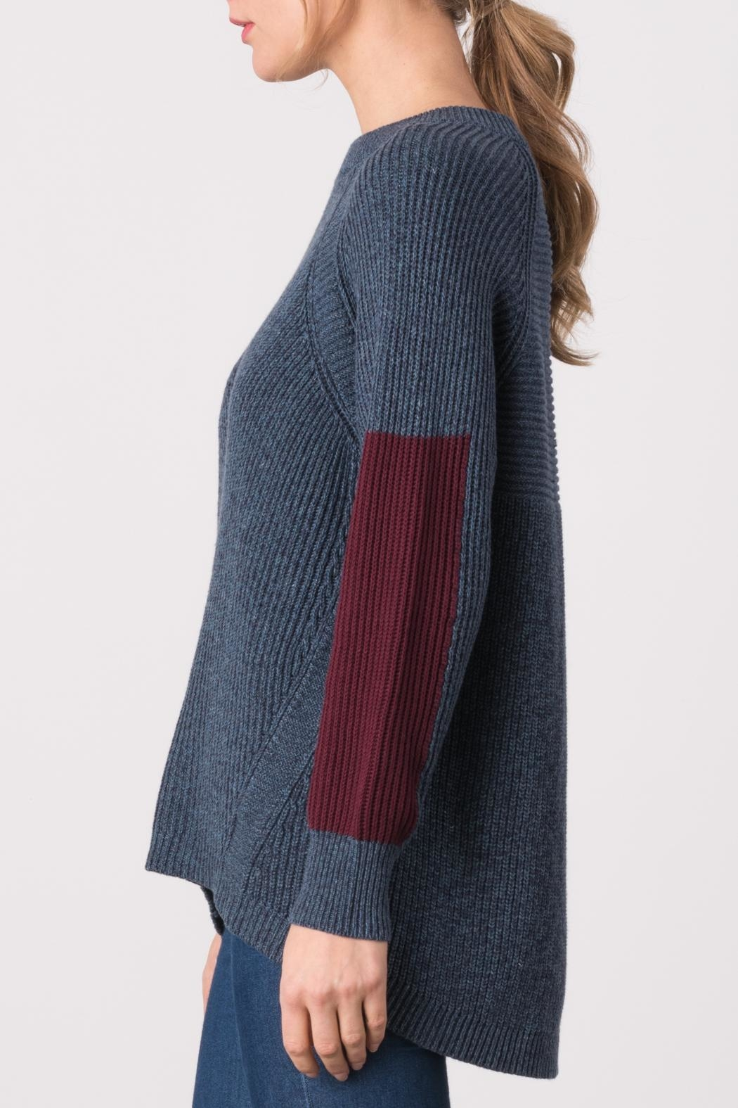 Margaret O'Leary Eula Pullover - Side Cropped Image