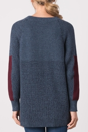 Margaret O'Leary Eula Pullover - Back cropped