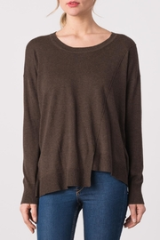 Margaret O'Leary Exie Scoop Pullover - Product Mini Image