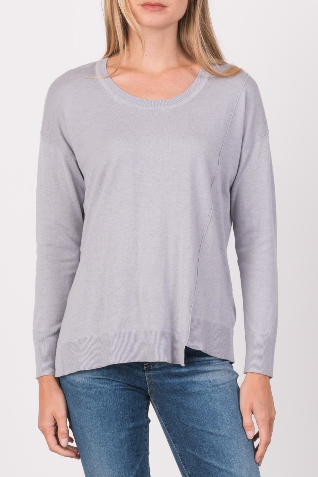 Margaret O'Leary Exie Scoop Pullover - Front Cropped Image