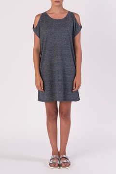 Shoptiques Product: Exposed Shoulder Dress