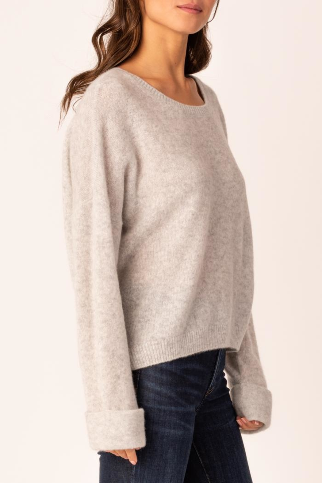 Margaret O'Leary Grace Pullover - Front Full Image