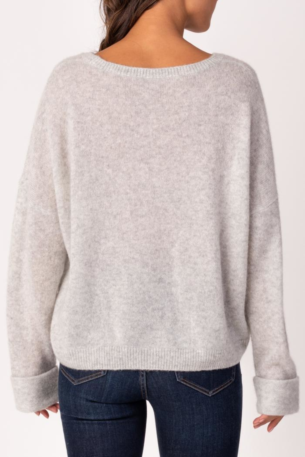 Margaret O'Leary Grace Pullover - Side Cropped Image