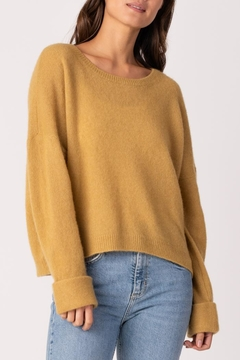 Margaret O'Leary Grace Pullover - Product List Image