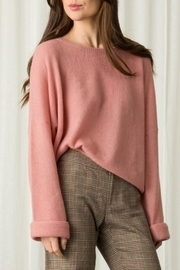 Margaret O'Leary Grace Pullover - Front full body