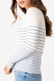 Margaret O'Leary Gracey Rib Henley - Product Mini Image