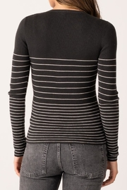 Margaret O'Leary Gracey Rib Henley - Side cropped