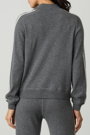 Margaret O'Leary Half Zip Pullover - Front full body