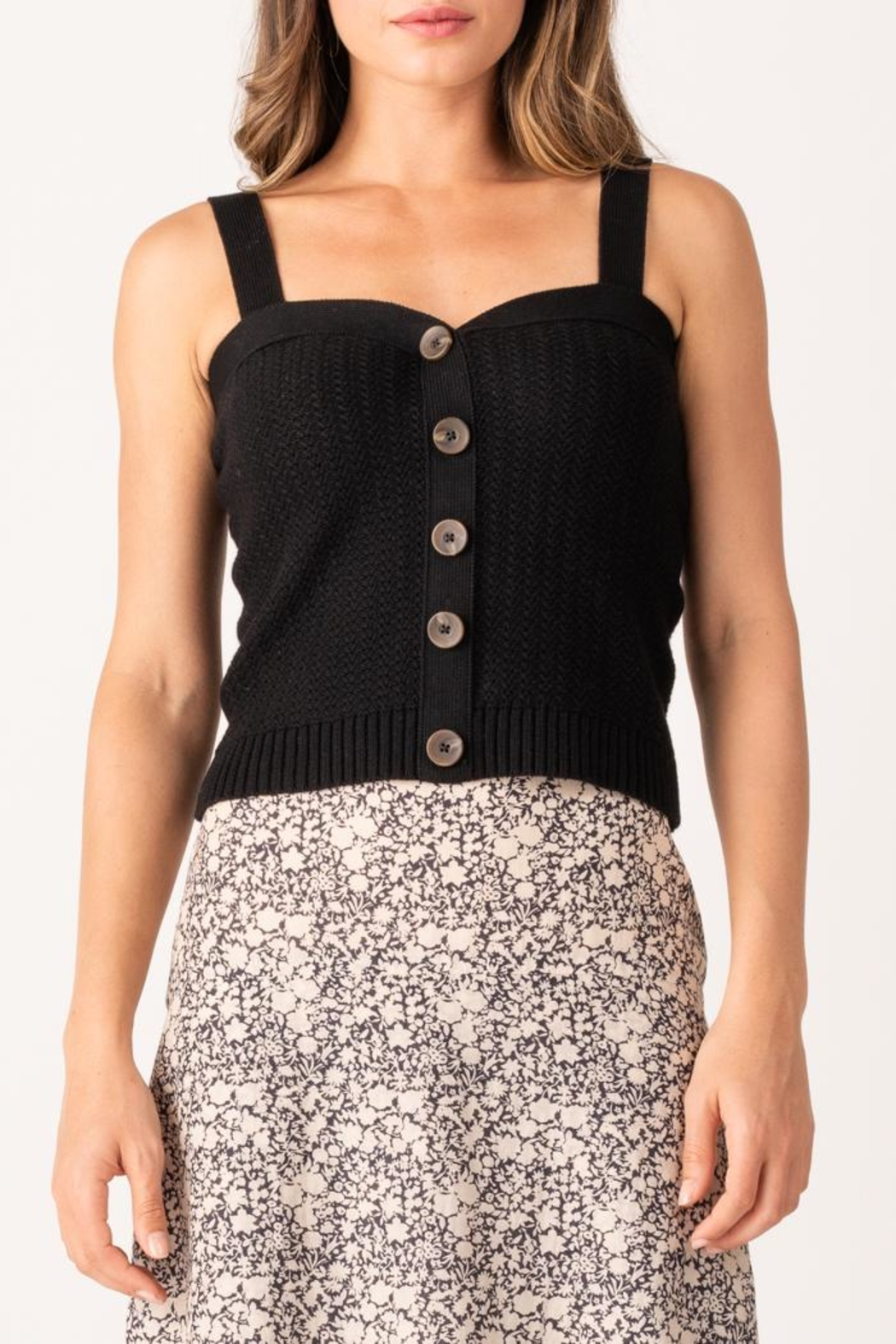 Margaret O'Leary Heidi Camisole - Front Cropped Image