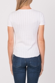 Margaret O'Leary Heirloom Short Sleeve Crew - Other