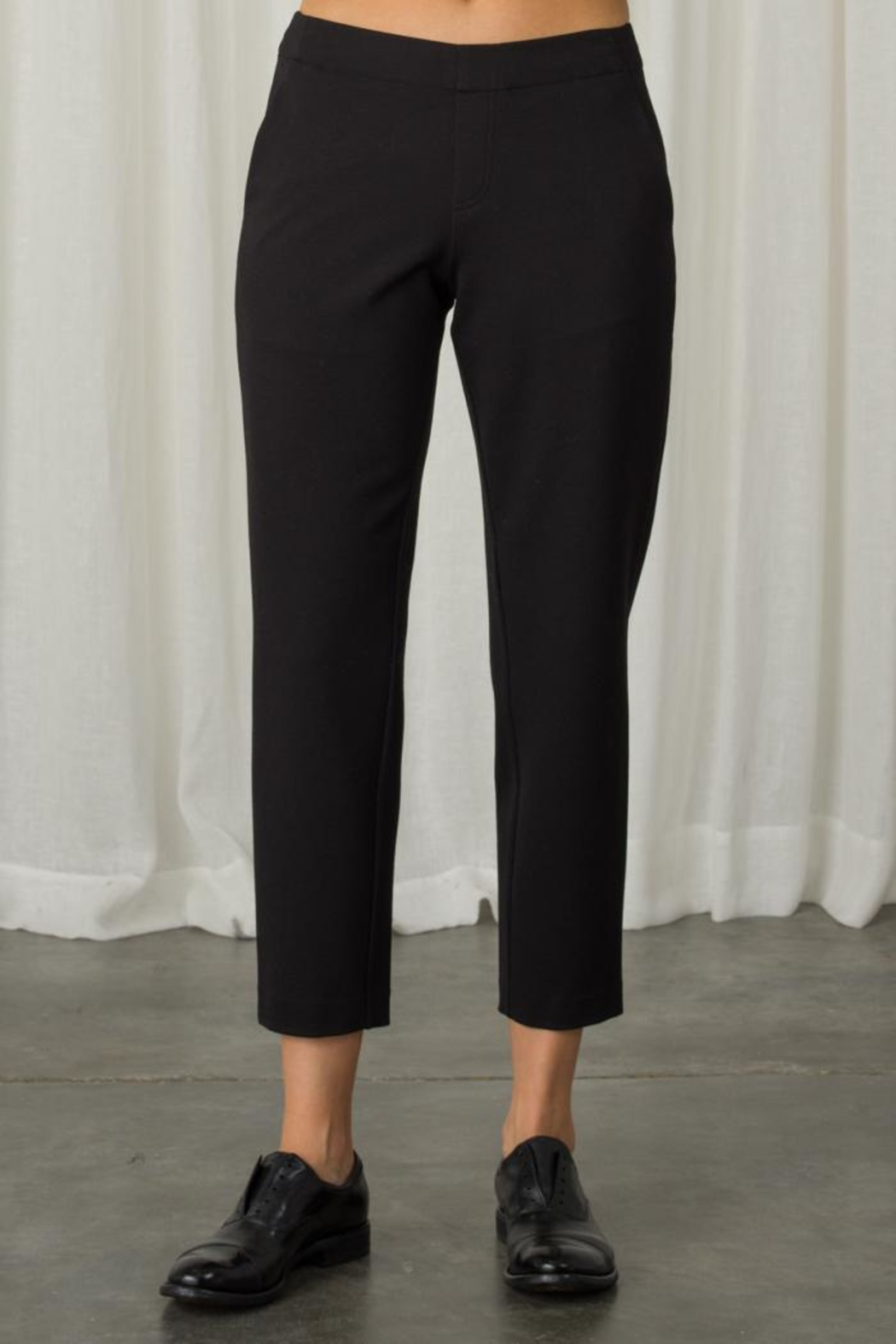 Margaret O'Leary Hepburn Pant - Front Cropped Image