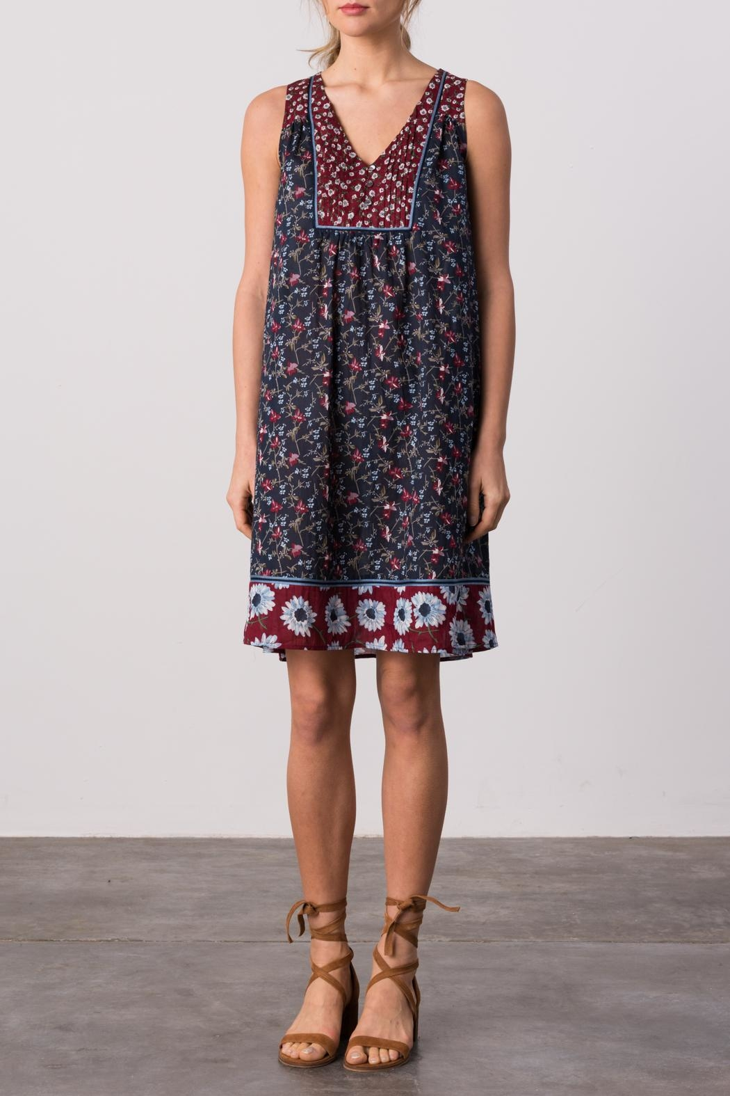 Margaret O'Leary Indian Summer Dress - Main Image