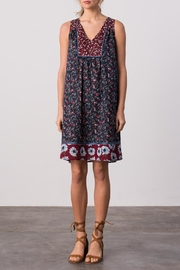 Margaret O'Leary Indian Summer Dress - Front cropped