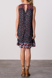 Margaret O'Leary Indian Summer Dress - Side cropped