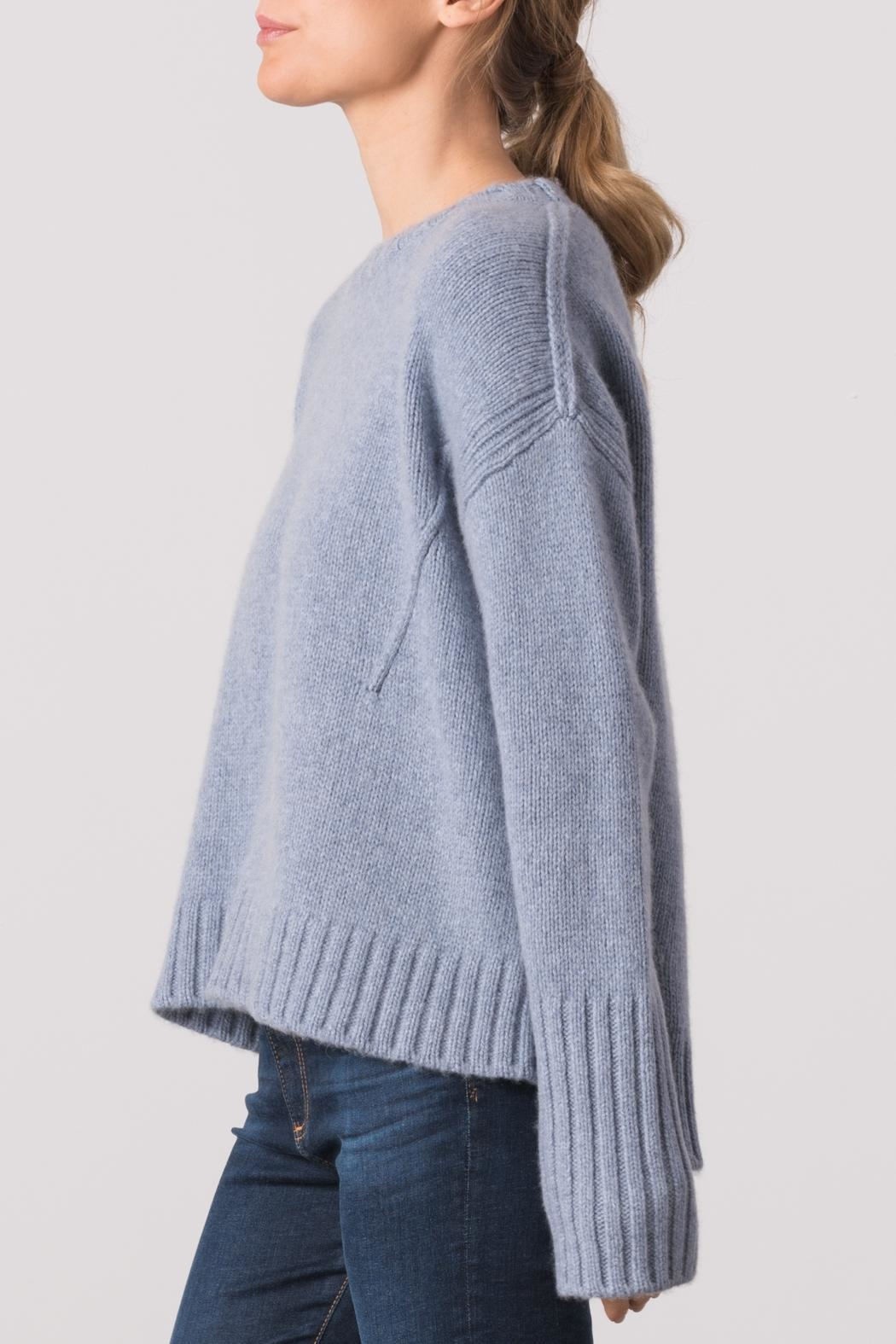 Margaret O'Leary Jana Luxe Pullover - Front Full Image