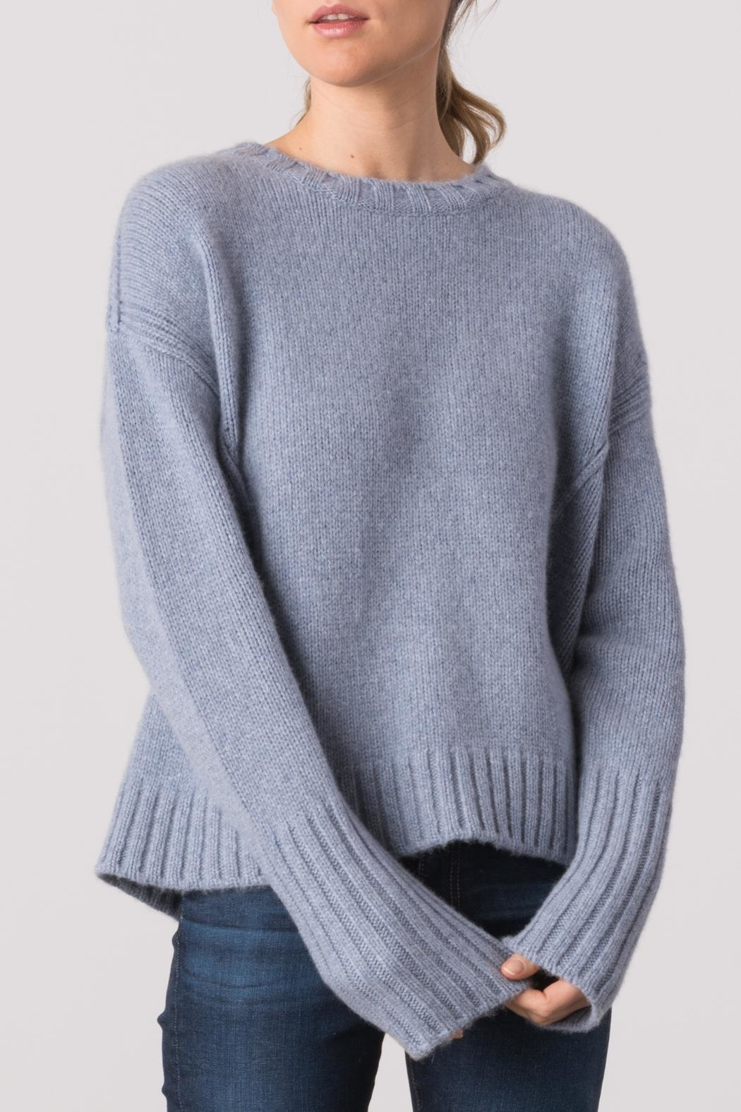 Margaret O'Leary Jana Luxe Pullover - Front Cropped Image