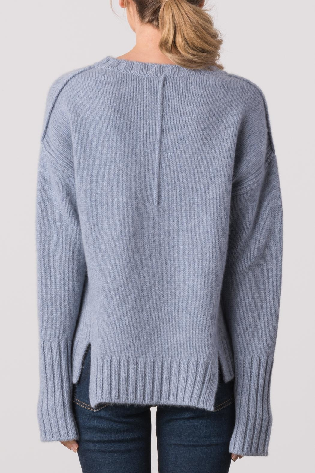Margaret O'Leary Jana Luxe Pullover - Side Cropped Image