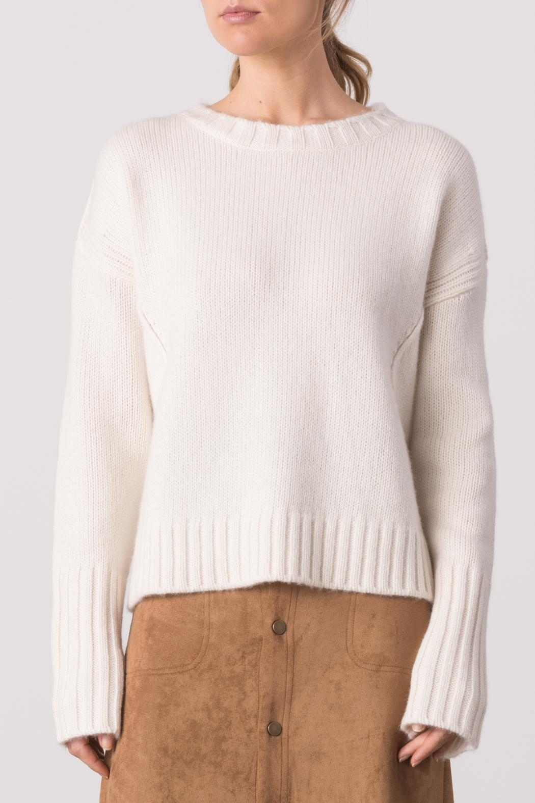Margaret O'Leary Jana Luxe Pullover - Main Image
