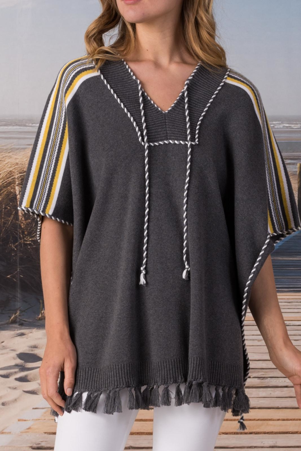 Margaret O'Leary Juanita Poncho - Front Cropped Image