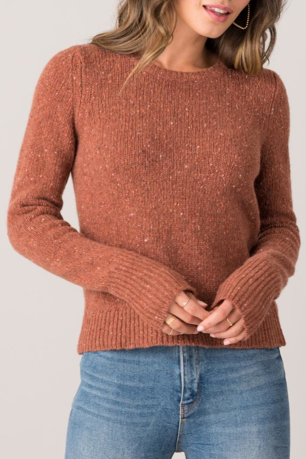 Margaret O'Leary Killian Pullover - Front Cropped Image