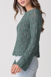 Margaret O'Leary Kimmy Boatneck - Front full body