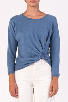 Shoptiques Product: Knotted Lightweight Sweatshirt